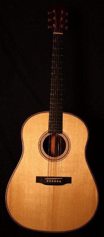guitars for sale mcknightguitars. Black Bedroom Furniture Sets. Home Design Ideas